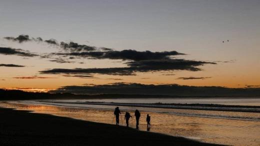 Family walks 2300km along Te Araroa Trail, New Zealand from north to south