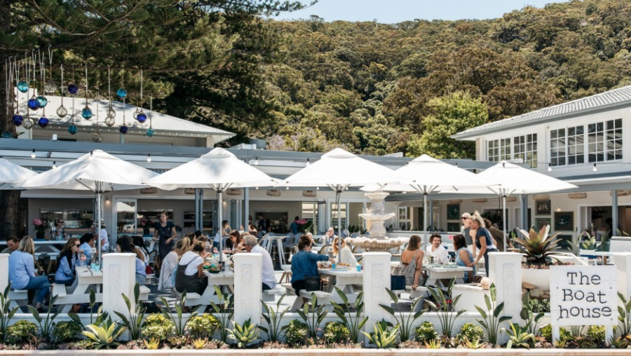 Sydney's top 15 brunches, Good Weekend's 52 best brunches, Distillery Botanica, the cafe's, white-washed pub, The Sydney Morning Herald, The Age.