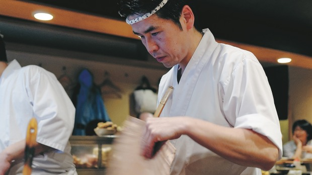 10 top essential spots for food-lovers in Tokyo