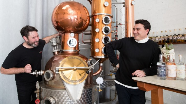 Distillers welcome federal budget boost to support Australia's expanding taste for spirits