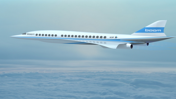 London to New York in 3.5 hours: United aims to bring back supersonic travel with Boom