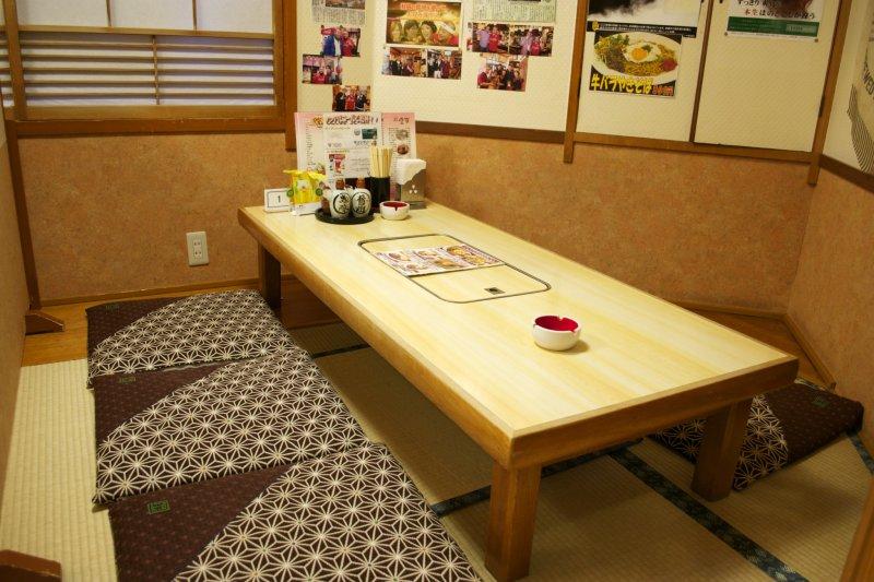 Akita, Food, Izakaya Kuidoraku