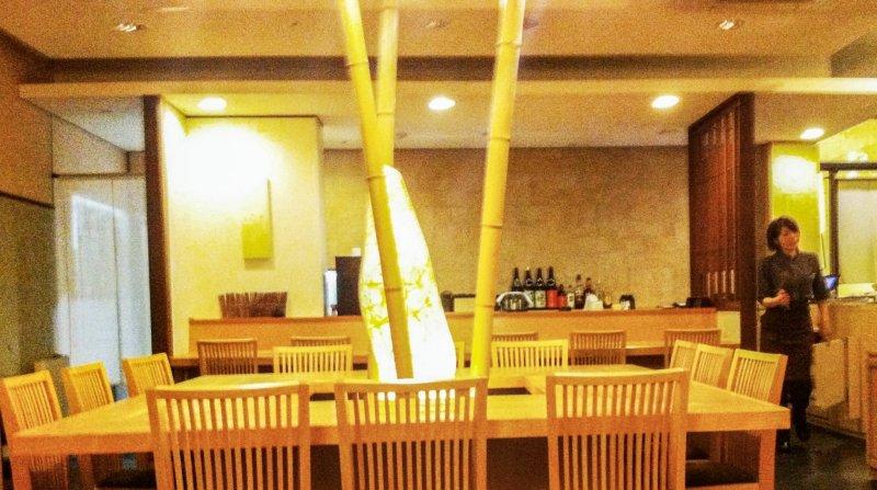 Akita, Akita City, Food, Akita Dining Room, Kawabata, Meguro, Kagura Restaurant at Hotel Richmond