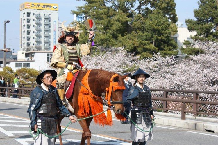 Aichi, Shopping, Okazaki's Shrine to the God Of War